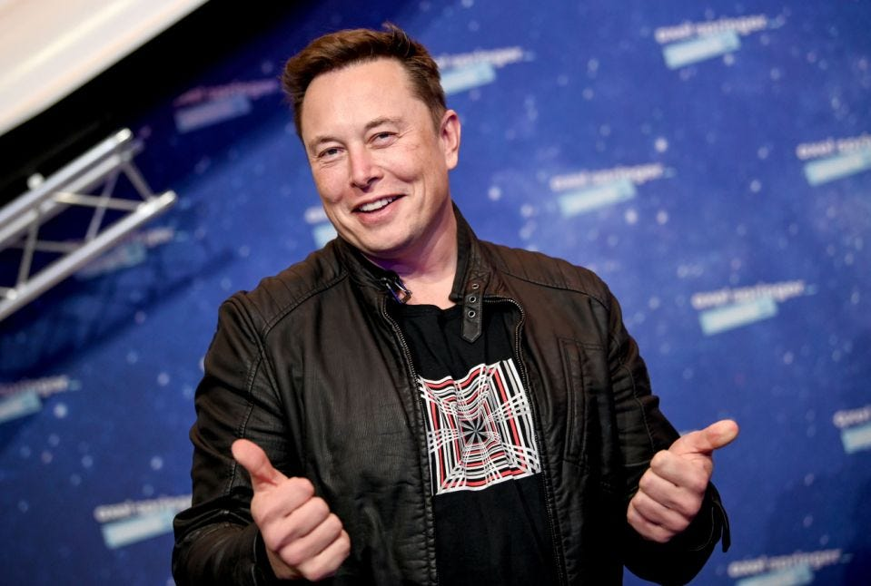 Elon Musk loses US$15 billion in a day after Bitcoin warning