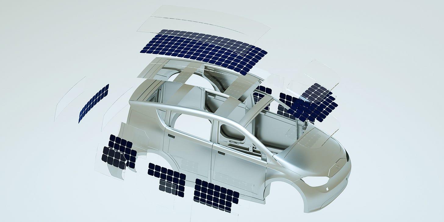 Solar Car - Sion Motors