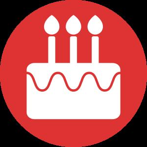 Fichier:Logo anniversaire rouge.svg