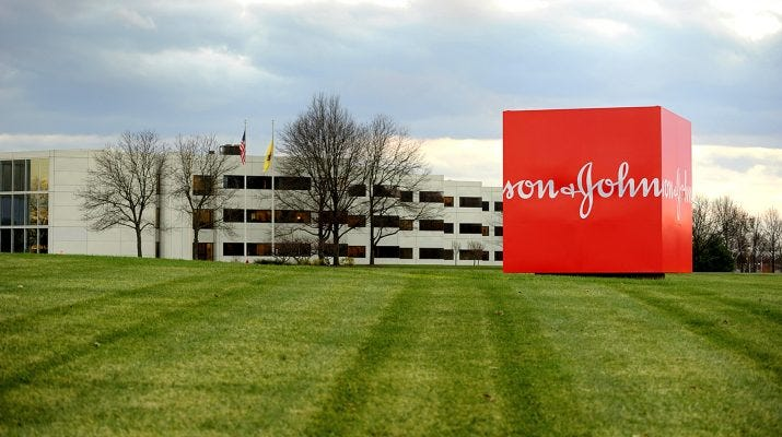 Image result for johnson and johnson headquarters