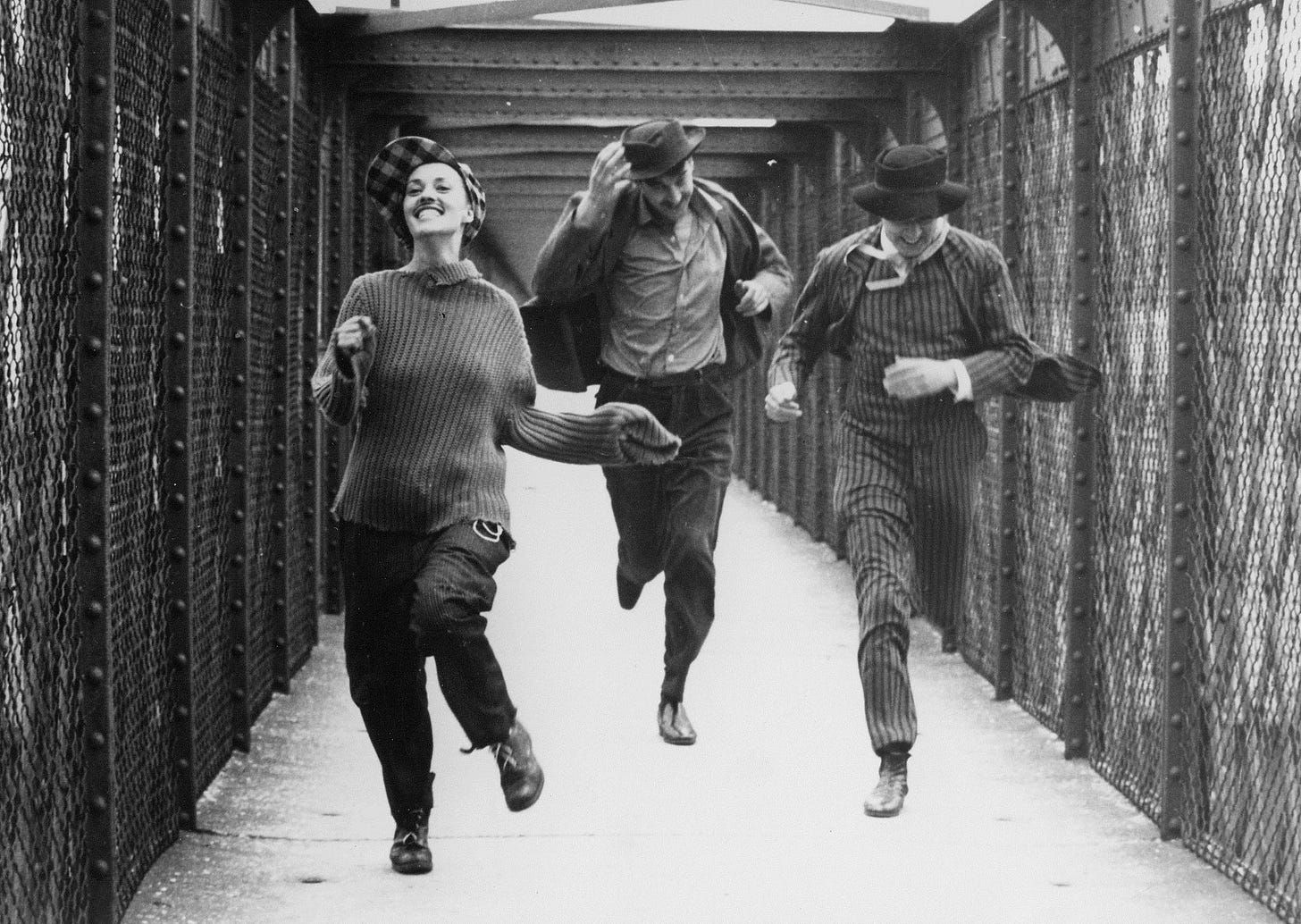 ADAPTATION OF AN AUTEUR: TRUFFAUT'S JULES ET JIM (1961) FROM THE ...