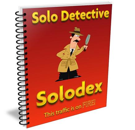 Solo-Detective-Solodex