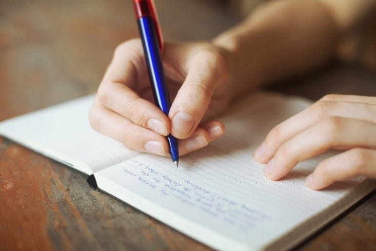Journal Your Way to A Higher Settlement | Wilshire Law Firm