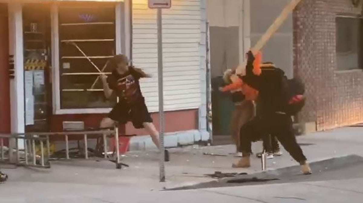 Rochester NY looting: Mom of woman attacked during unrest speaks out