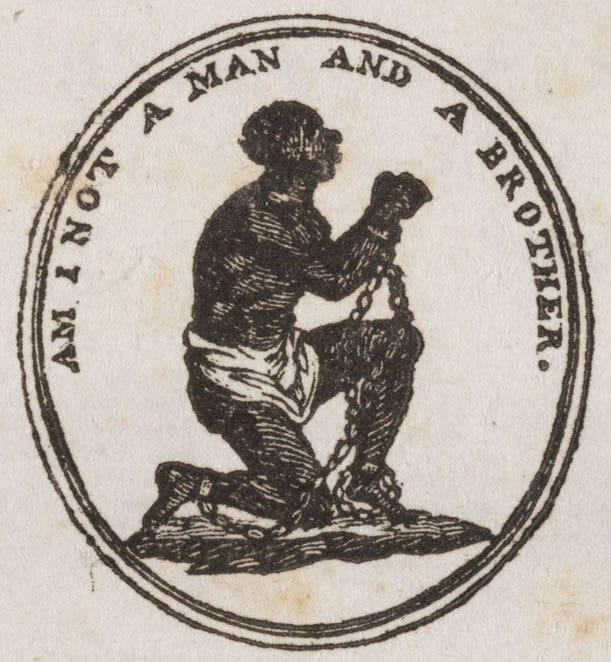 File:Am I not a man.jpg - Wikimedia Commons