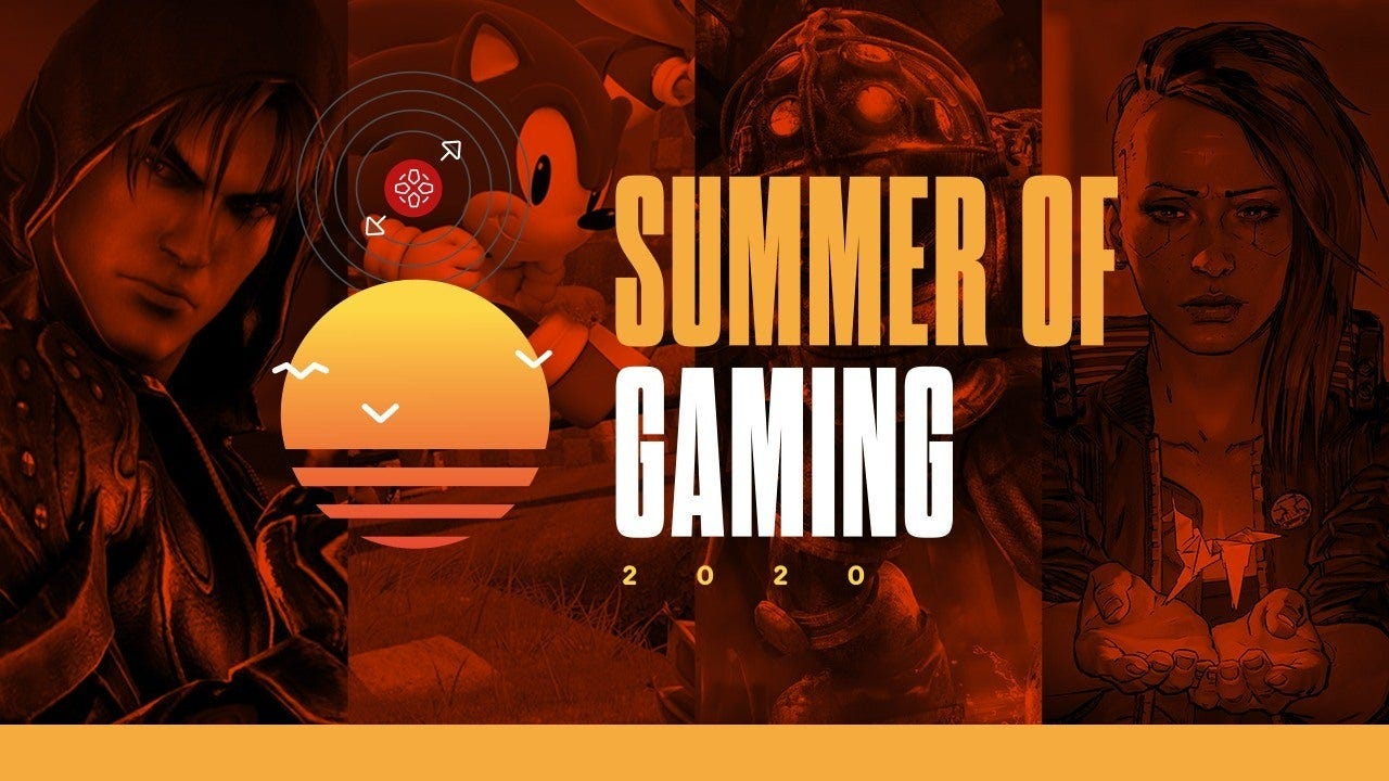 IGN Announces 'Summer of Gaming' Event in June [Updated] - IGN
