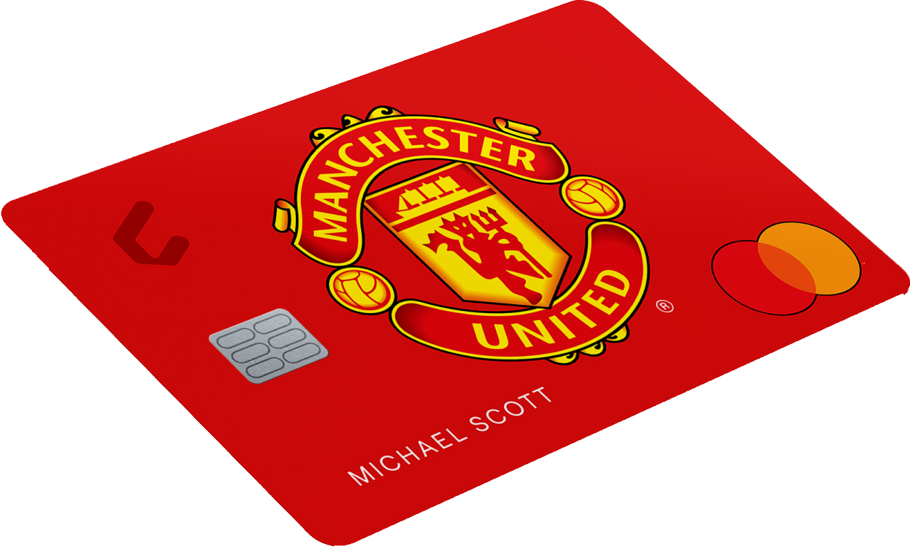 Manchester United Card