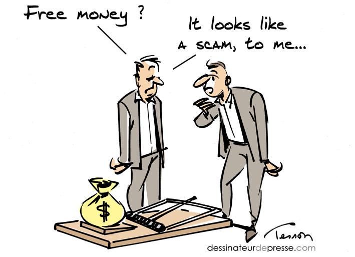 cartoon scam – Dessinateur de presse et illustrateur ...