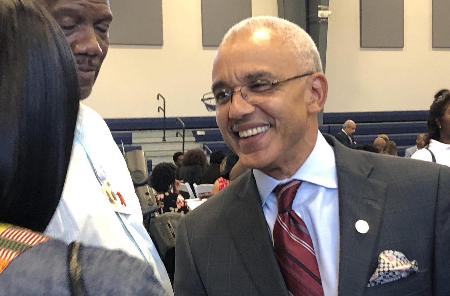 B-CU president Brent Chrite: Accreditation 'very much in doubt' - News -  Daytona Beach News-Journal Online - Daytona Beach, FL