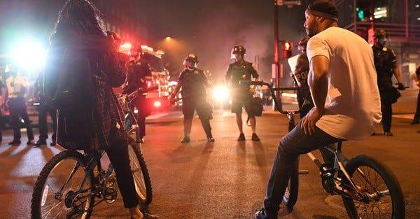 'Safe Streets' are not safe for Black lives.