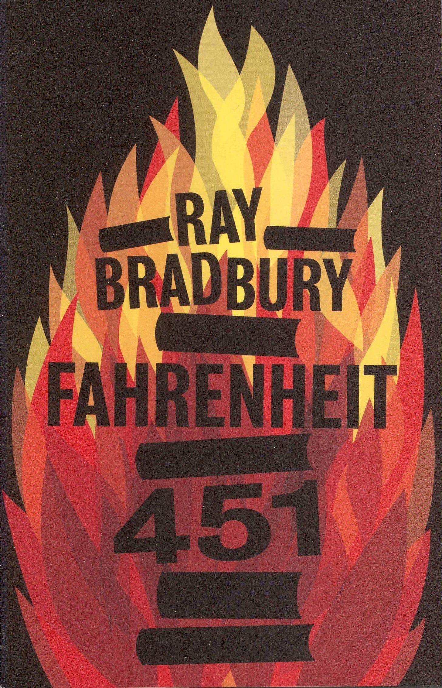 Fahrenheit 451 (Flamingo Modern Classics): Amazon.co.uk: Bradbury, Ray:  9780006546061: Books