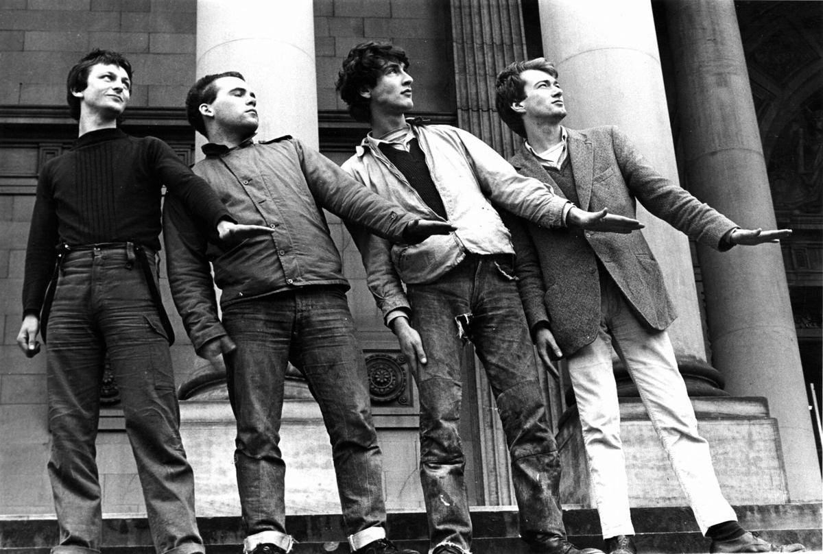 Gang of Four changed the way punk sounded | Music | dailyprogress.com
