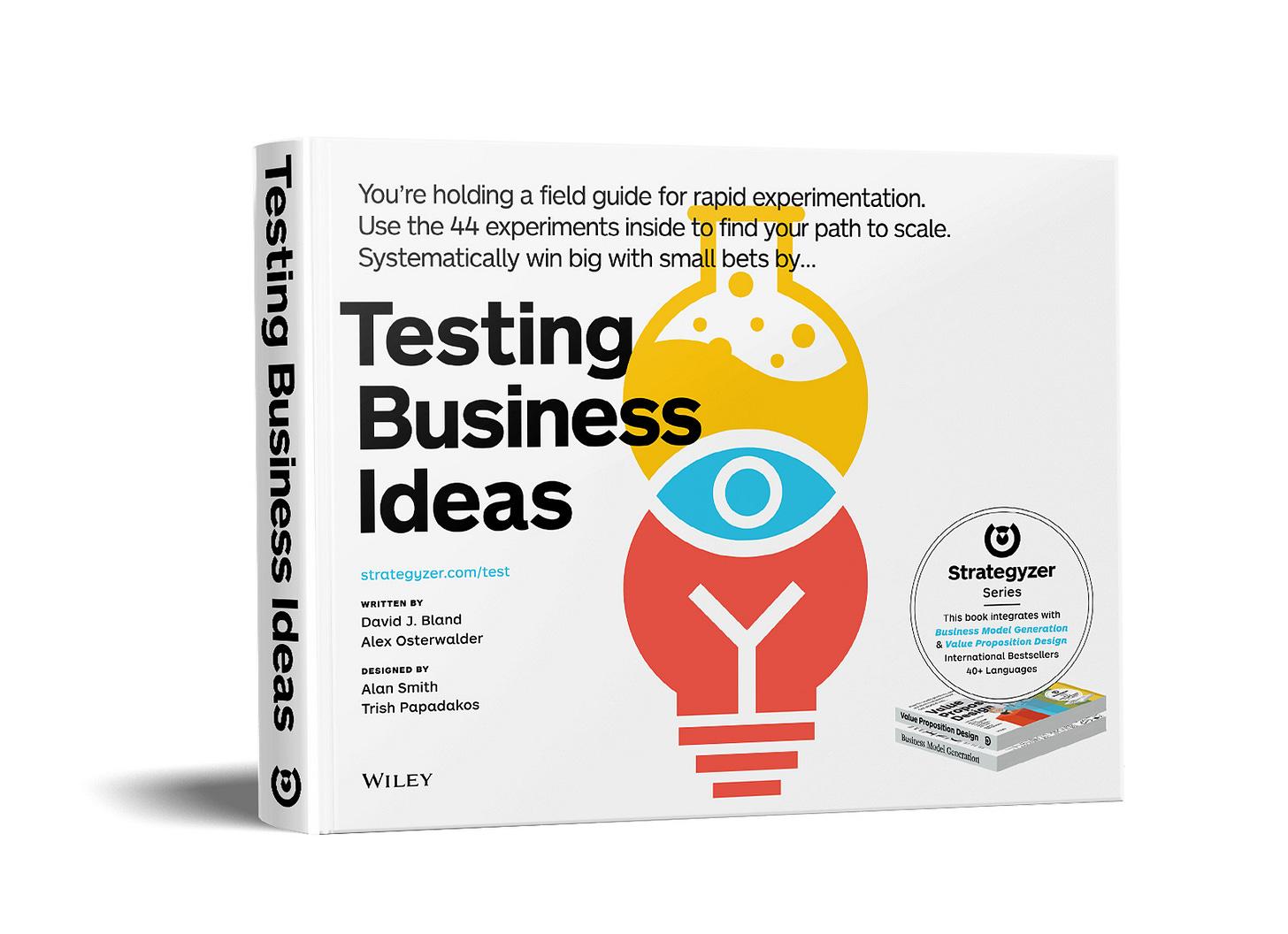 Testing business ideas | Imperial Enterprise Lab