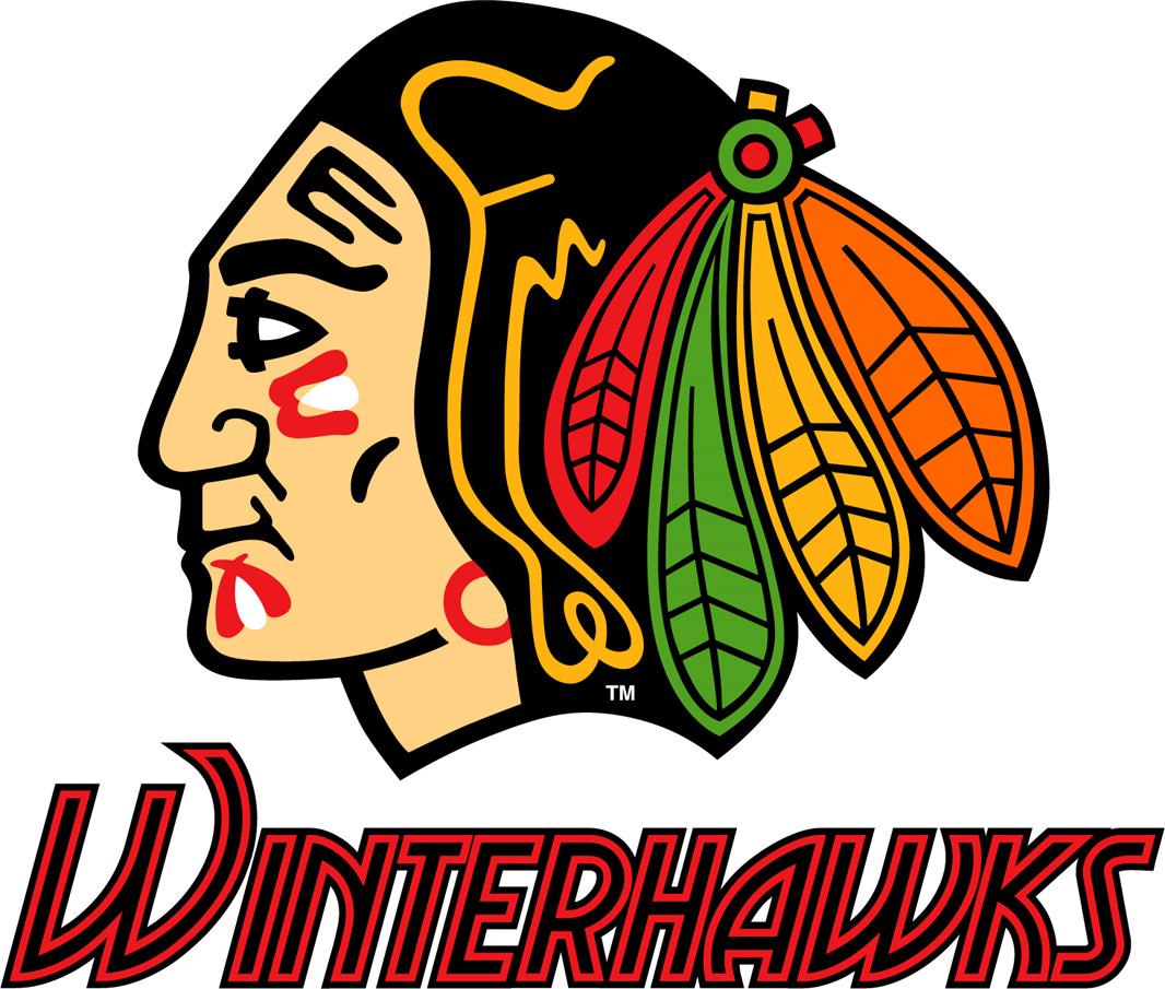 id:8AFBD1AF1E4FF5C4ACA80158576E76A2DE0B3E7F | Portland Winterhawks  Alternate Logo - Western Hockey League (WHL .… | Hockey logos, Spokane  chiefs, Everett silvertips
