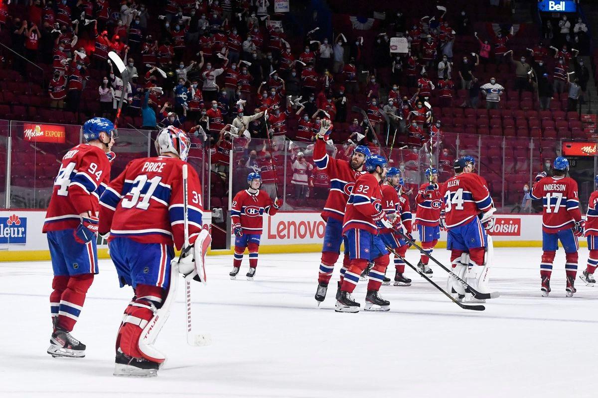 Some Takeaways: Winnipeg Jets vs. Montreal Canadiens - Arctic Ice Hockey
