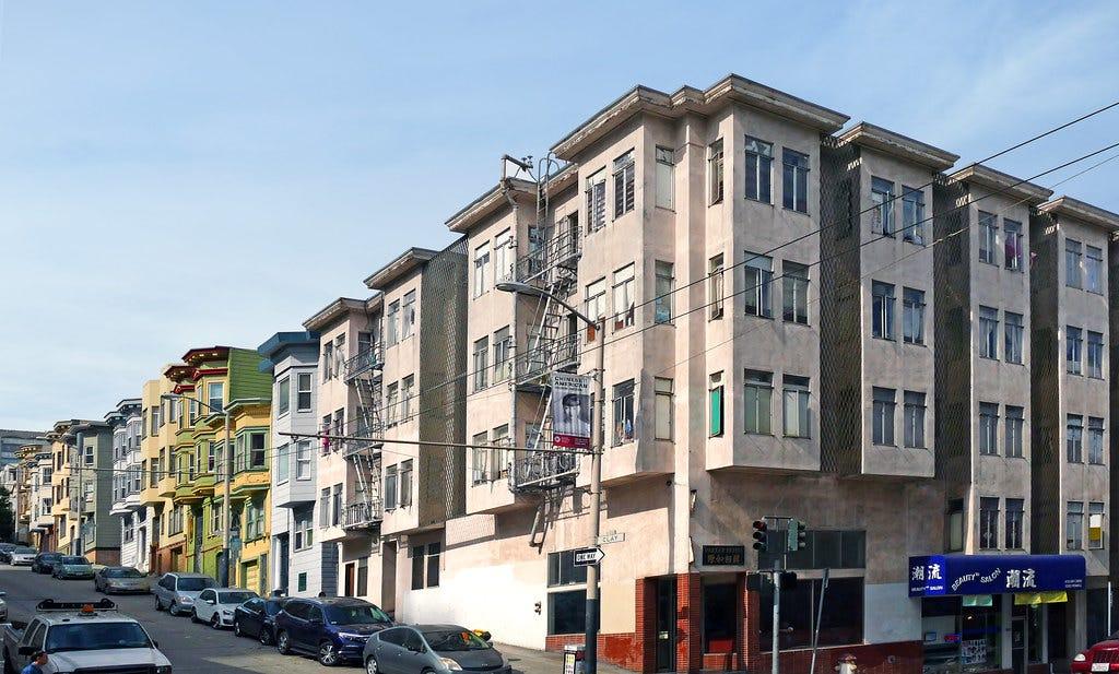 """Urban San Francisco,"" by Bernard Spragg is marked with CC0 1.0"