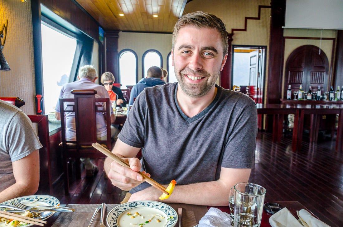 travel mentor thailand food