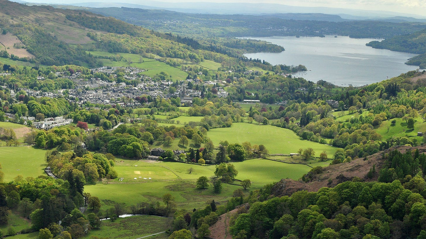 Why rainy Ambleside in the Lake District is a second-home hotspot |  Financial Times