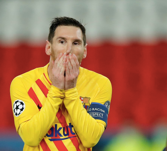 The Messi Paradox