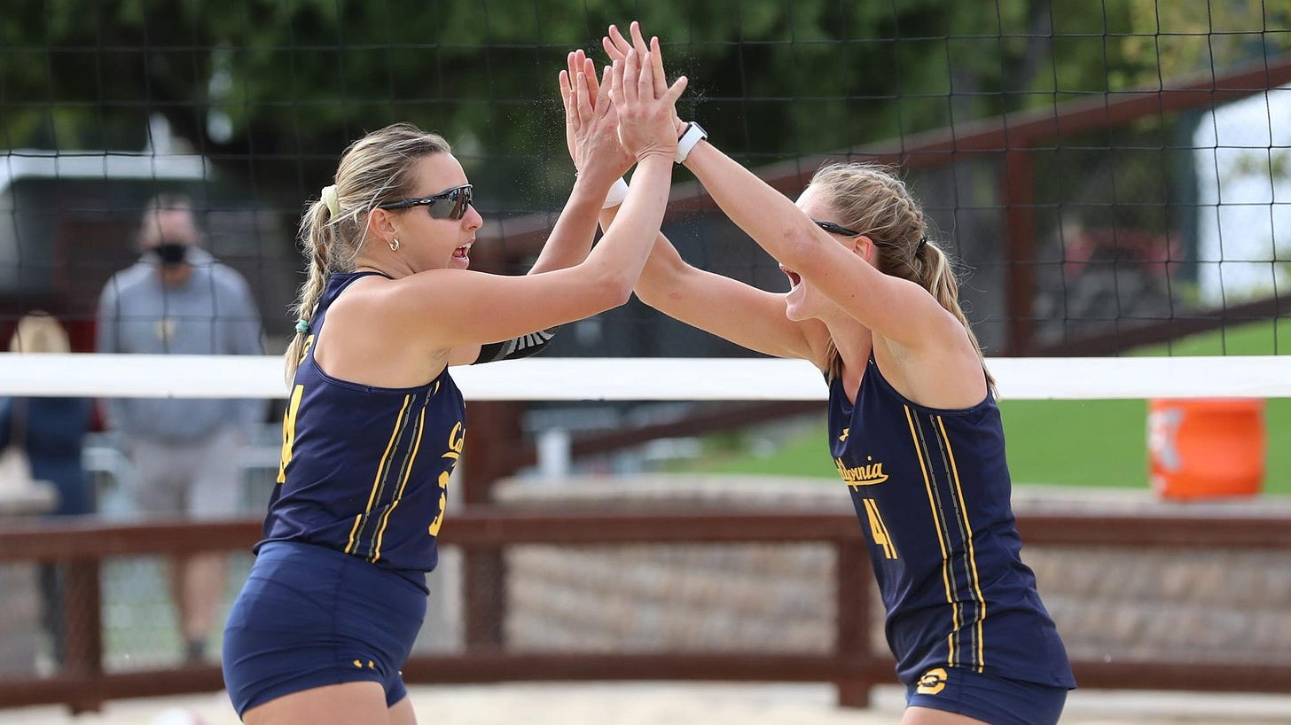 No. 9 Cal Comes Back To Defeat Saint Mary's