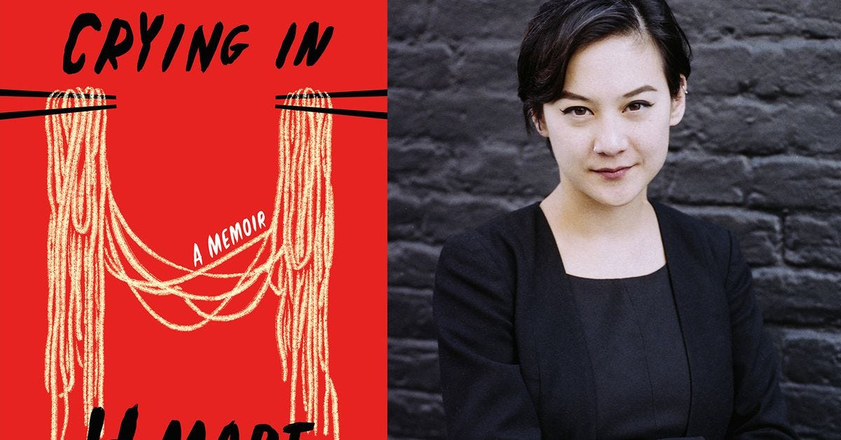 In 'Crying in H Mart,' Michelle Zauner Cooks Through Grief - Eater