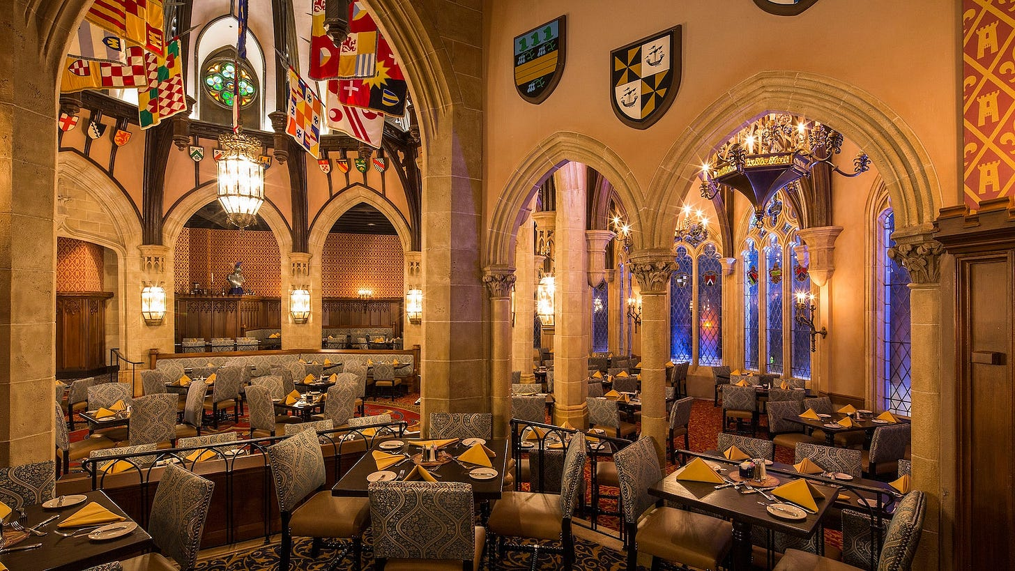 Cinderella's Royal Table | Walt Disney World Resort
