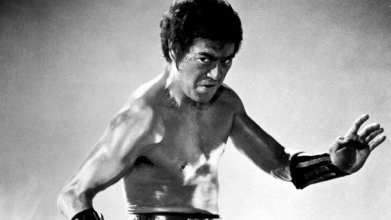 Sonny Chiba as Terry Tsurugi in 1974's The Street Fighter