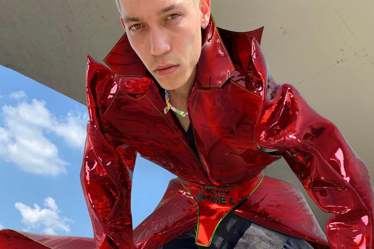 Virtual Reality fashion sneakers aglet RTFKT tribute brand elon musk snapchat filters