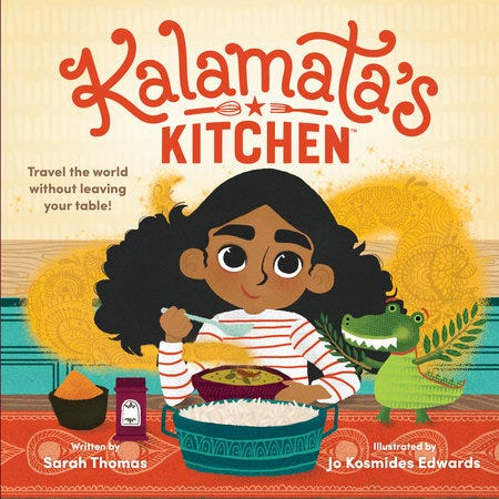 Kalamata's Kitchen by Sarah Thomas: 9780593307915   PenguinRandomHouse.com:  Books
