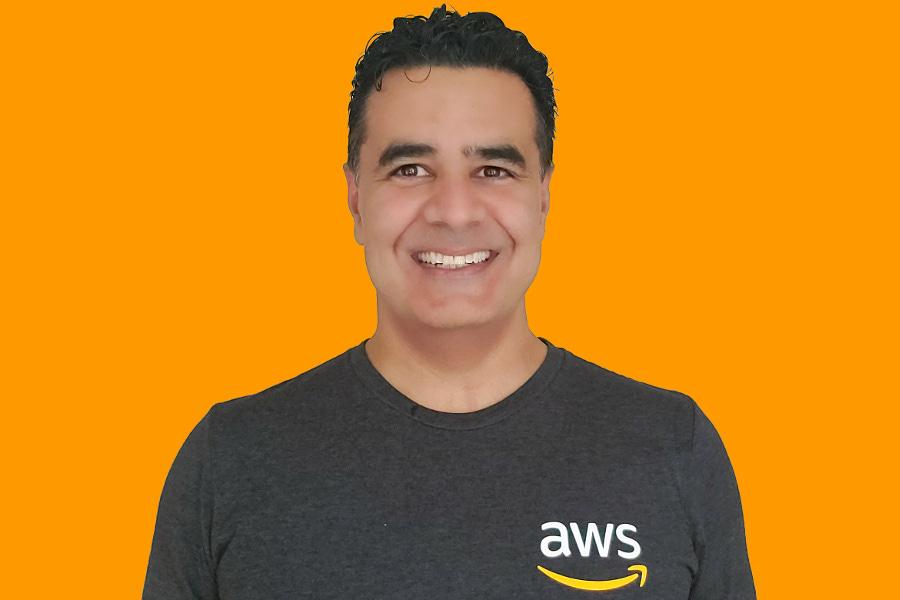 Mark Birch on team AWS now
