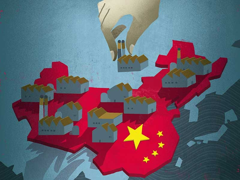 China announces SOE restructure as corporate debt continues to mount |  World Finance