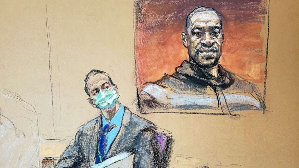 Key takeaways from 1st week of Derek Chauvin trial in the death of George  Floyd - ABC News