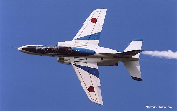 Kawasaki T-4 Basic and Advanced Trainer | Military-Today.com