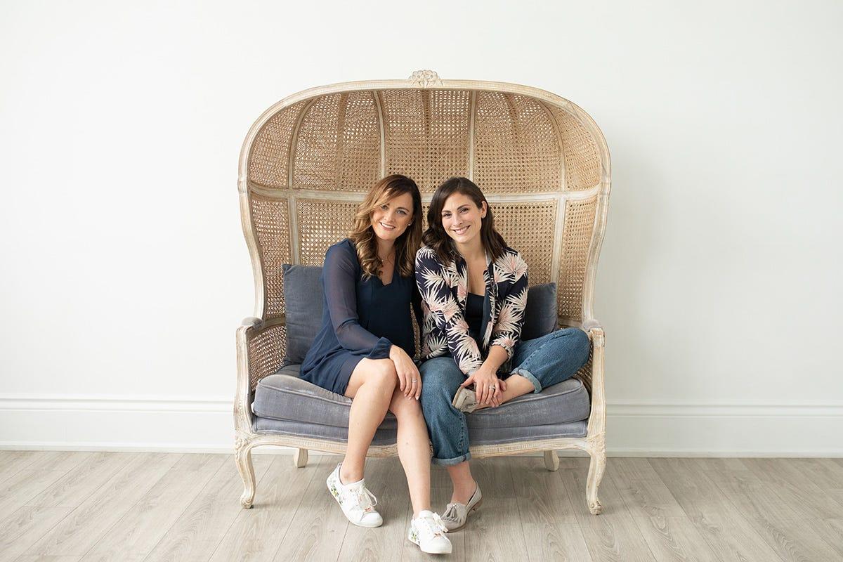 Everist founders Jessica Stevenson and Jayme Jenkins
