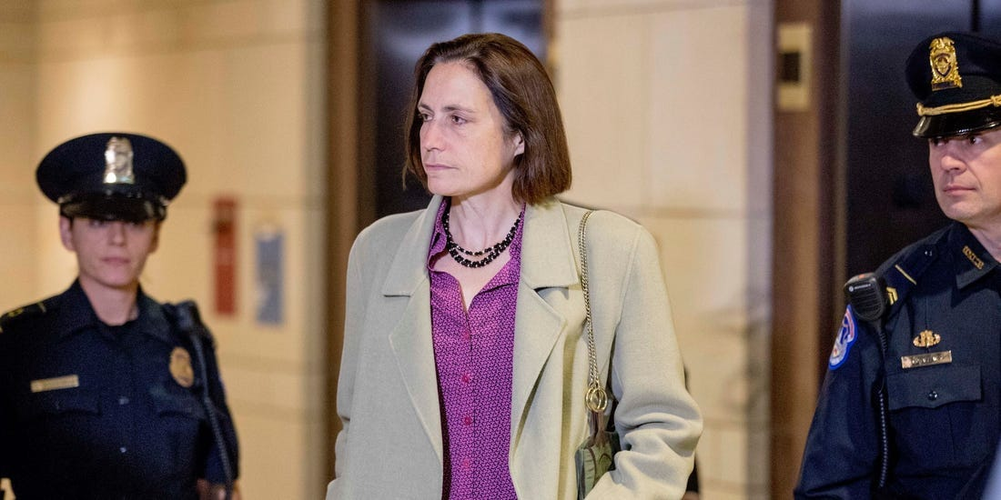 Image result for fiona hill testimony