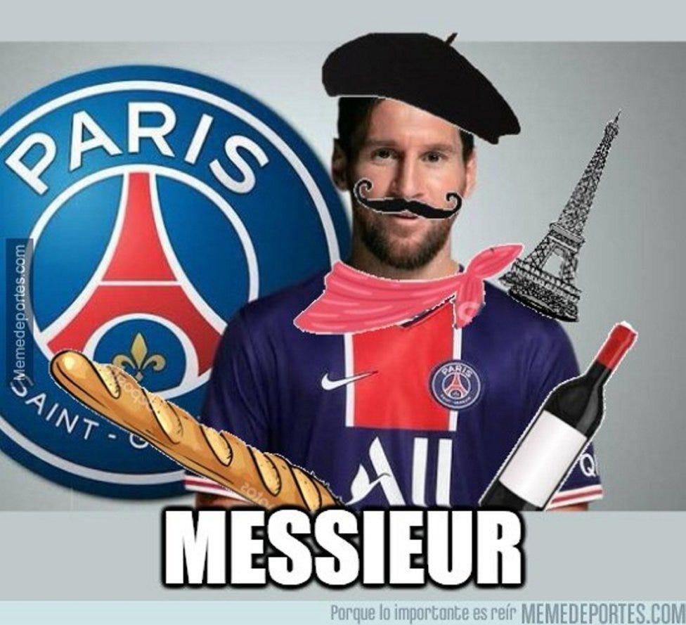 La sorpresa del verano: Los mejores memes sobre Messi - AS.com