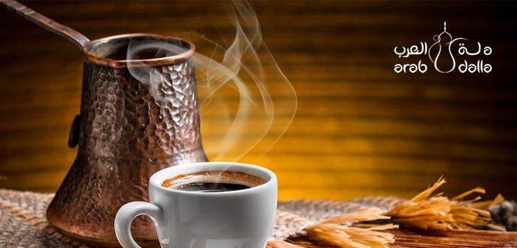 MAKE THE BEST TURKISH COFFEE RECIPE WITH CARDAMOM | by Arab Dalla | Medium