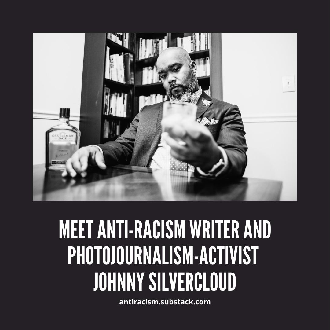 Self portrait by Johnny Silvercloud