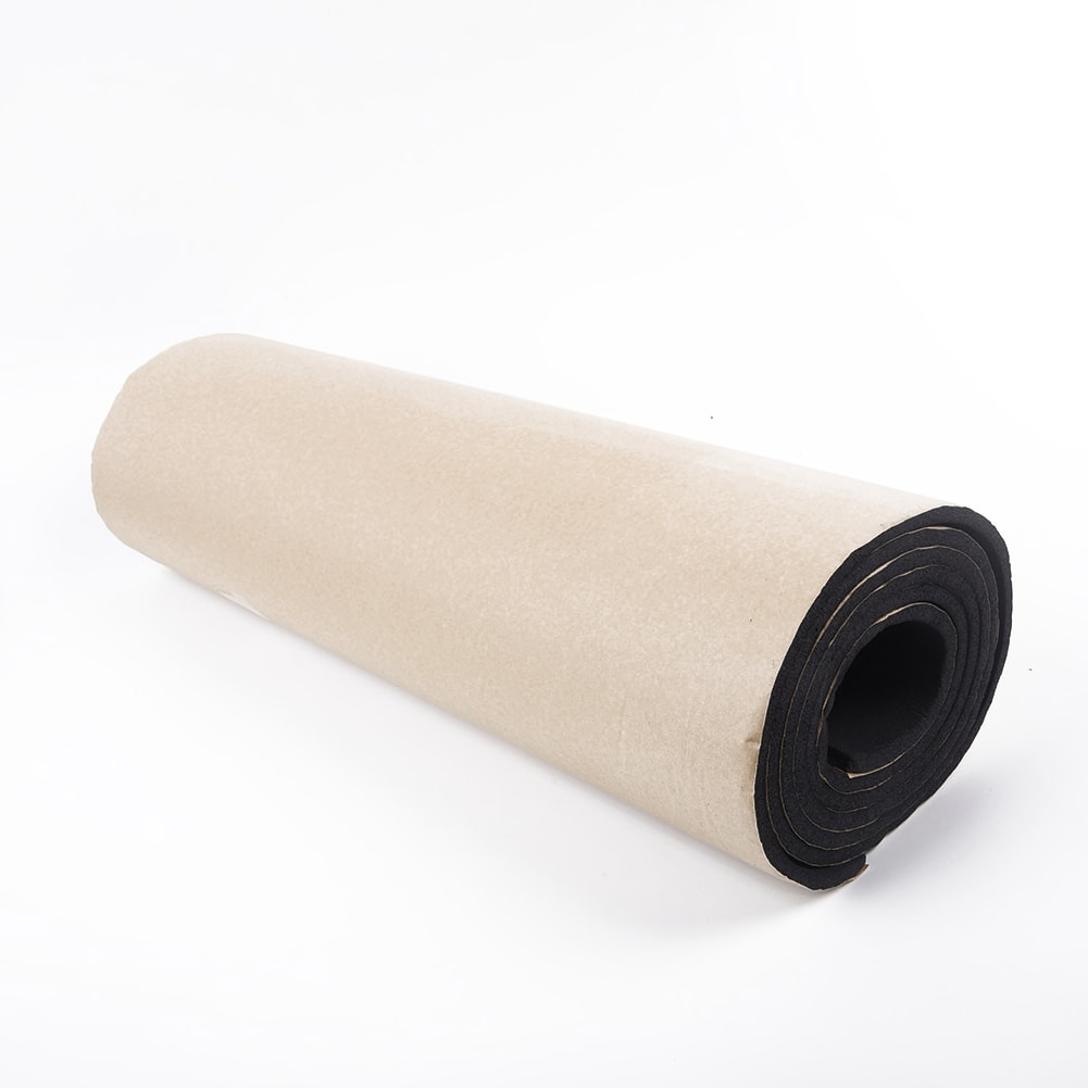 200*50cm Car Sound Proofing Deadening Insulation Cell Foam Brand New 6mm Auto Coche sound proof Insulation Mat Accessories