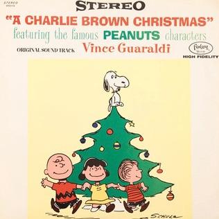 A Charlie Brown Christmas (soundtrack) - Wikipedia