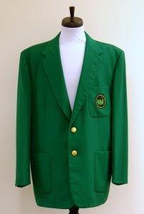 Thrift Store Green Jacket Source: Golf Digest