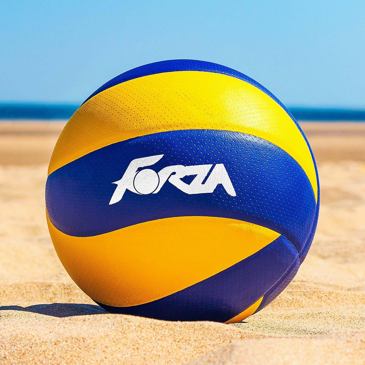 FORZA Tournament Volleyball | Net World Sports