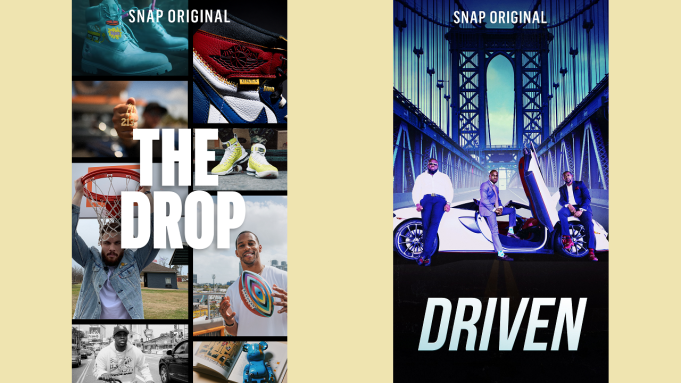 Snap - NewFronts - Driven -