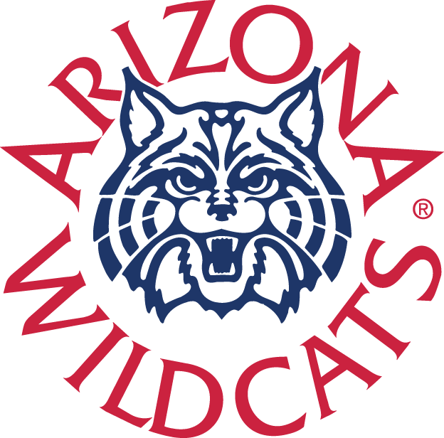 Arizona Wildcats Alternate Logo (1990) - A angry wildcat's head ...