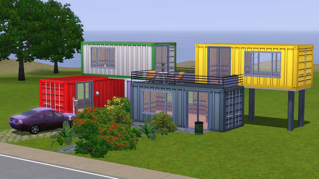 Mod The Sims - Container Textures