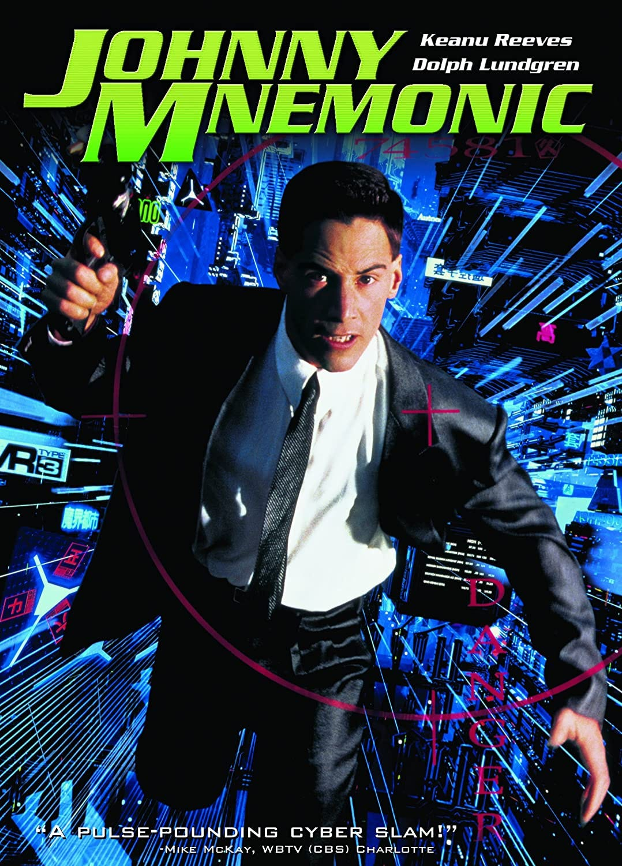 Amazon.com: Johnny Mnemonic: Keanu Reeves, Ice-T, Dina Meyer, Dolph  Lundgren, Henry Rollins, Robert Longo: Movies & TV