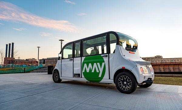 The future of mobility, at a local and global scale.