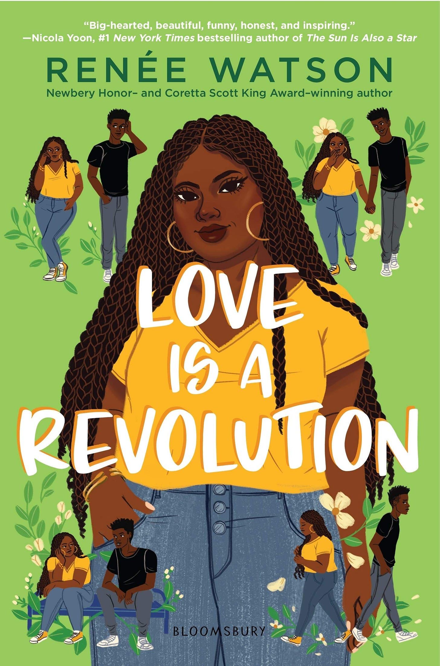 Amazon.com: Love Is a Revolution (9781547600601): Watson, Renée: Books