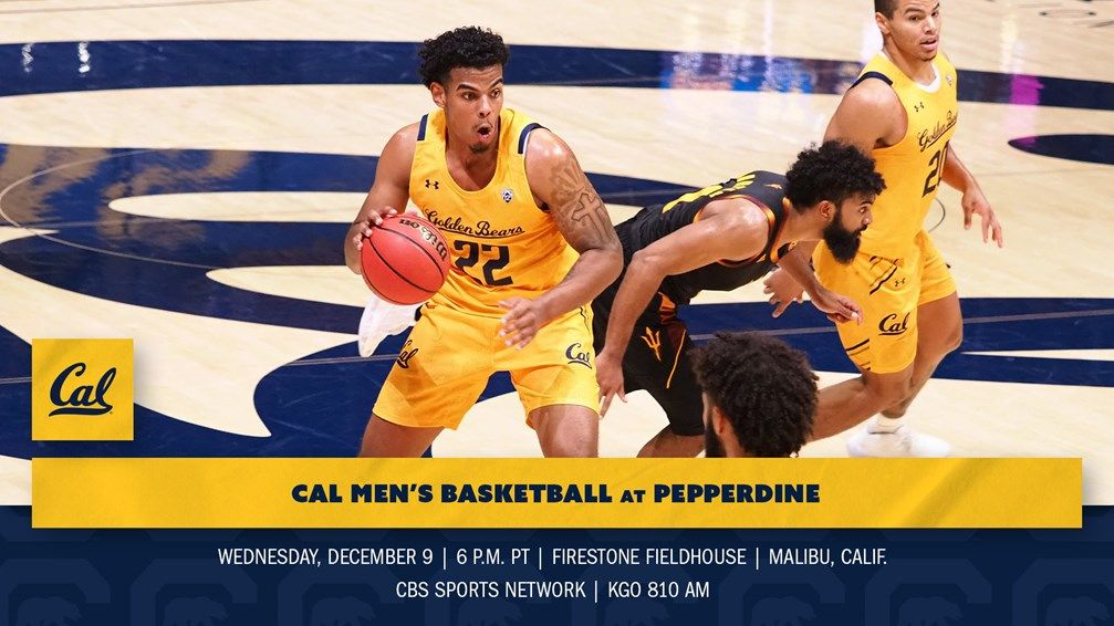 Cal Men's Basketball at Pepperdine - Preview