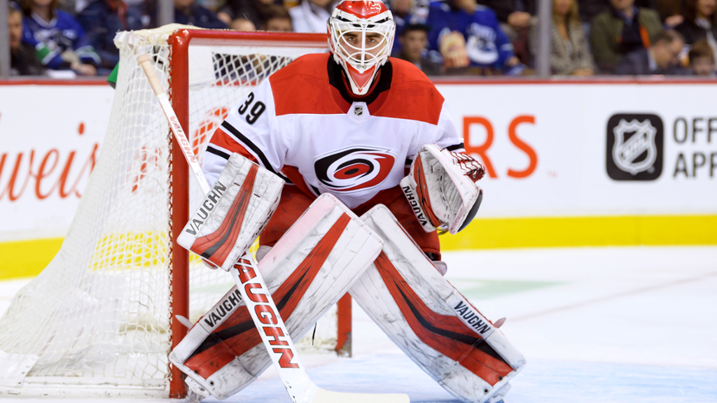 Canes Re-Sign Alex Nedeljkovic to Two-Year Deal